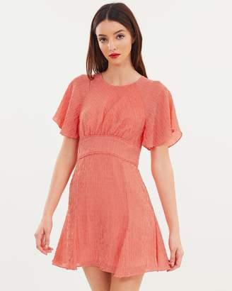 Affix Short Sleeve Dress