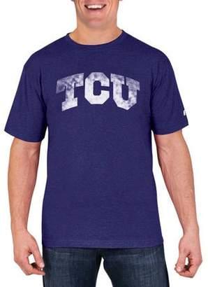 NCAA TCU Horned Frogs Men's Cotton/Poly Blend T-Shirt