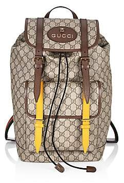 214d83860d00 Gucci Men's GG Supreme Backpack