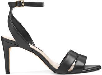 Nine West Incheck Ankle Strap Sandals