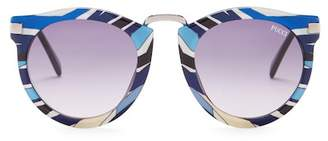 Emilio Pucci Women's Rounded Sunglasses