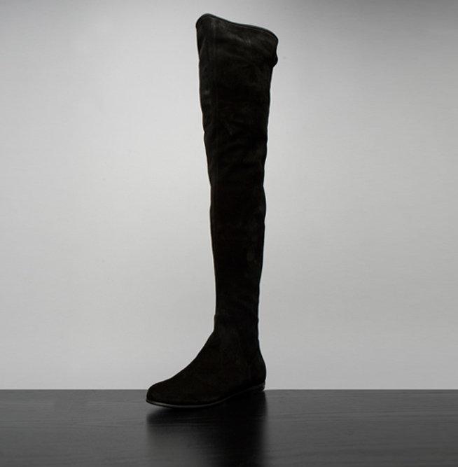 Giuseppe Zanotti Thigh High Flat Boot