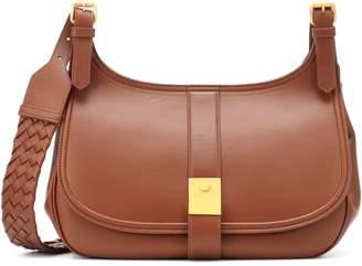 Bottega Veneta Saddle leather shoulder bag