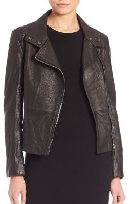 Max Mara Weekend Max Mara Angizia Leather Jacket