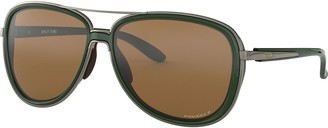 Oakley Split Time Polarized Prizm Sunglasses - Women's