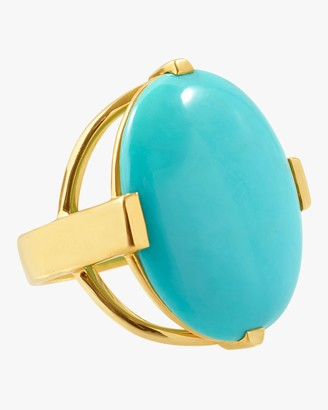 Ippolita Rock Candy Oval Turquoise Ring