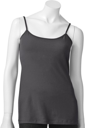 Sonoma Goods For Life Women's SONOMA Goods for Life Everyday Built-In Support Camisole