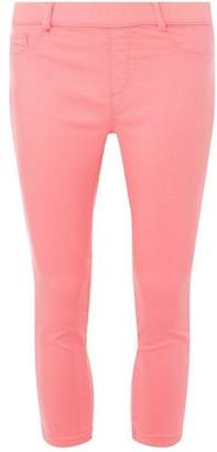 Dorothy Perkins Womens Bright Pink 'Eden' Cropped Jeggings