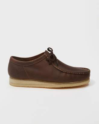 Abercrombie & Fitch Clarks Wallabee Boot