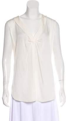 Armani Collezioni Silk Sleeveless Top w/ Tags