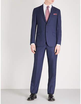Richard James Single-breasted wool suit