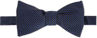 Eton Polka dot silk bow tie