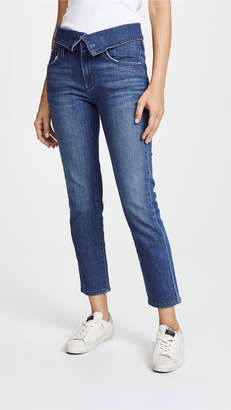 James Jeans Folie Fold Over Jeans