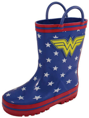 Trimfoot Marvel Youth Wonder Woman Rain Boot