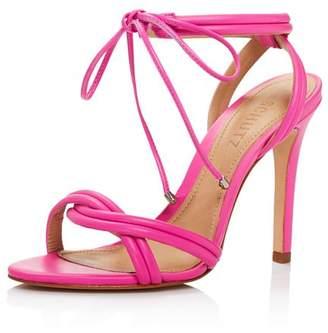 52183a7a115d Schutz Women s Yvi Strappy High-Heel Sandals