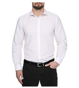 Geoffrey Beene Long Beach Linen Slim Fit Shirt