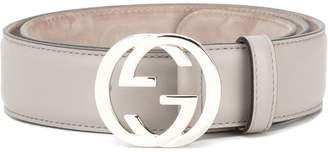 Gucci 'Interlocking G' buckle belt