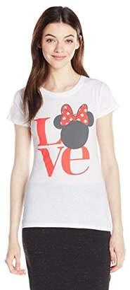 Disney Junior's Minnie Love Valentine Tee Shirt $17.50 thestylecure.com