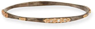 Armenta New World Sapphire & Diamond Bangle Bracelet
