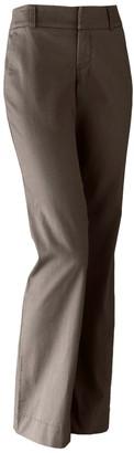 Sonoma Goods For Life SONOMA Goods for Life Striped Bootcut Pants - Women's