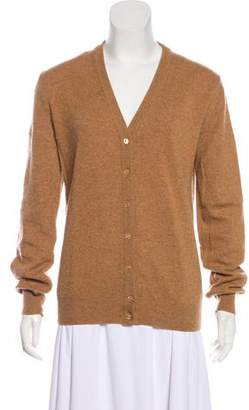 Dolce & Gabbana Cashmere Fitted Cardigan