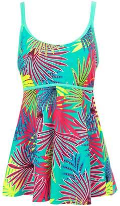 933681a5fb8 zeeber Cheap Print Beachwear Tankini Sets Swimsuit Plus Sizes Swimwear 2017