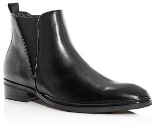Karl Lagerfeld Paris Men's Leather Chelsea Boots