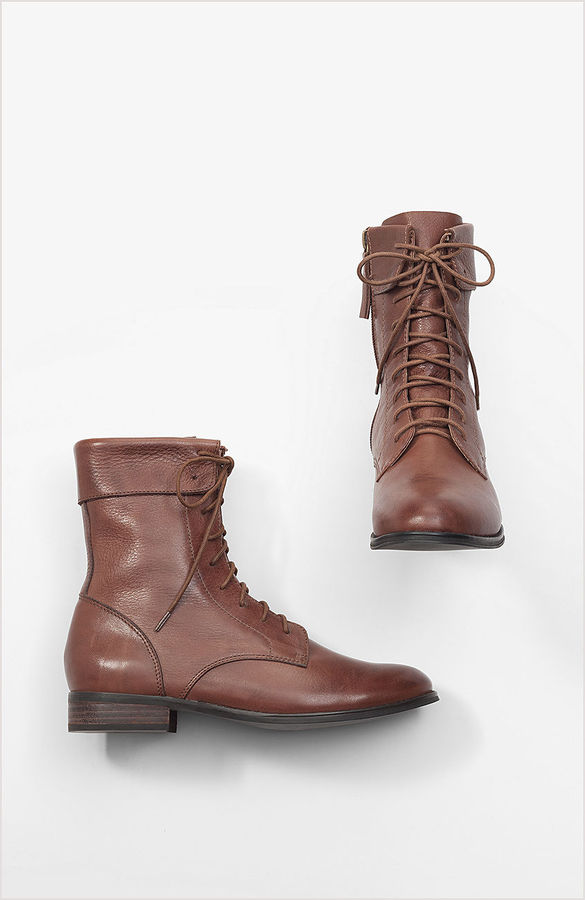 J. Jill Lace-up ankle boots