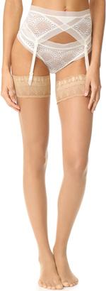 Calvin Klein Underwear CK Black Garter $48 thestylecure.com