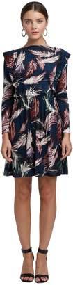 Rachel Pally Roanne Dress - Feather Print
