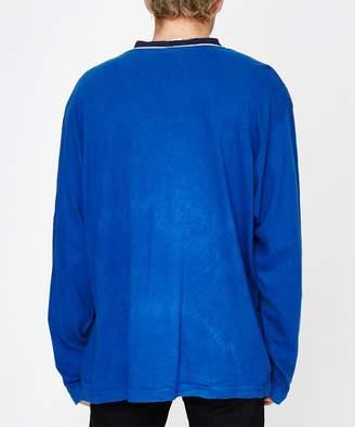 Storeroom Vintage Vintage Brand Tommy Long Sleeve T-shirt Blue (Xxl)
