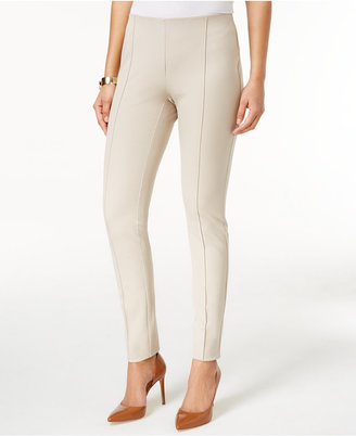 Alfani Seamed Skinny Pants, Only at Macy's $69.50 thestylecure.com