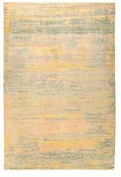 Abstract Area Rug, 6'1 x 9'1