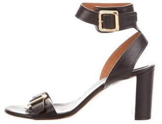 Chloé Leather Strap Sandals
