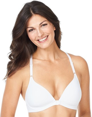 Warner's Warners Bras: Play It Cool Underwire Front Closure Racerback Bra RM4281A