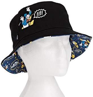 Vans Men's Donald Duck Bucket Hat,XX-Large (Manufacturer Size:Large/X-Large)