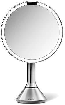 Simplehuman Stainless Steel Makeup Sensor Mirror - Stainless Steel
