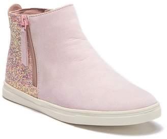 Dolce Vita Zory Glitter Sneaker Boot (Little Kid & Big Kid)
