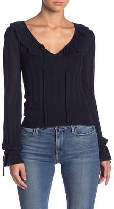 Cupcakes And Cashmere Koren Knit Top