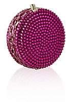 Judith Leiber Couture Women's Macaron Crystal Pillbox