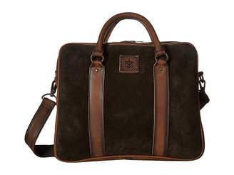 STS Ranchwear Heritage Satchel Briefcase