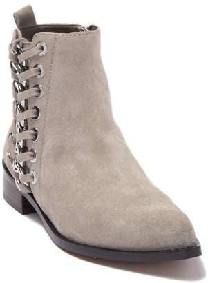 Linea Paolo Tatum Chain Lace-Up Boot