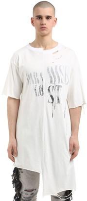 Alchemist マキシコットンTシャツ
