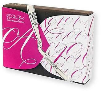 Ceci New York A Monogram Boxed Note Card Set