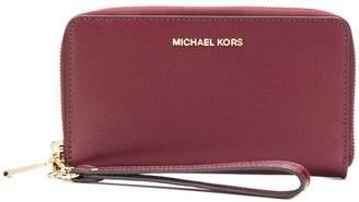 MICHAEL Michael Kors all-around zip wallet