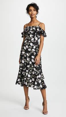 J.o.a. Floral Dress
