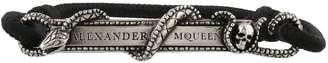 Alexander McQueen Snake And Horse Bracelet