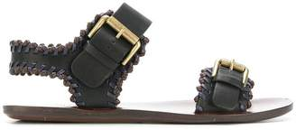 See by Chloe buckle strap sandals