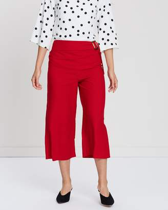 Dorothy Perkins Horn Crop Trousers