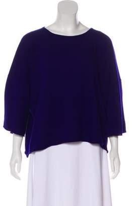 eskandar Cashmere Oversize Sweater Cashmere Oversize Sweater